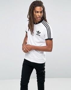 Футболка adidas Originals California AZ8128 - Белый