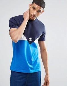 Футболка adidas Originals CRDO AY7810 - Синий