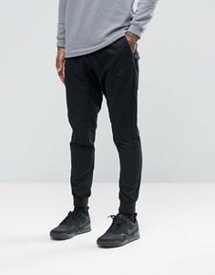 Черные джоггеры слим Nike Modern 805098-010 - Черный