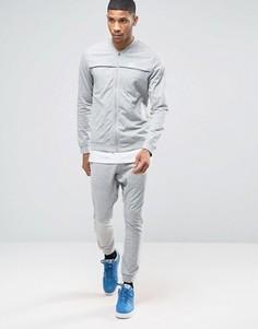 Серый спортивный костюм Nike 804308-063 - Серый