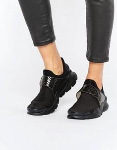 Черные кроссовки Nike Sockdart - Черный