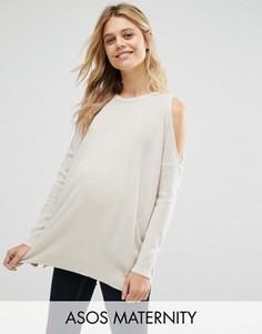 Джемпер для беременных ASOS Maternity - Рыжий