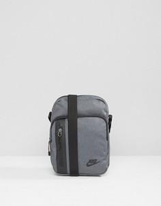 Серая сумка Nike BA5268-021 - Серый