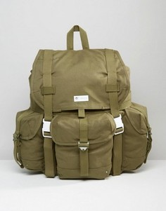 Зеленый большой рюкзак adidas Originals AY8677 - Зеленый