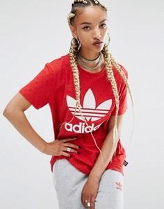 Футболка с принтом adidas Originals X Pharrell Williams - Мульти