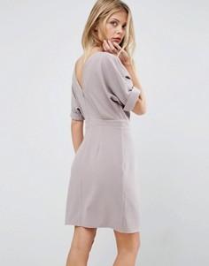 Платье мини ASOS - Серый