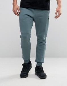 Зеленые джоггеры слим Nike 805158-392 - Зеленый