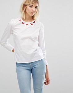 Блузка Sonia By Sonia Rykiel - Белый
