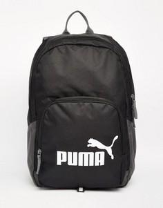 Черный рюкзак Puma Fundamentals Phase 7358901 - Черный