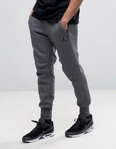 Серые джоггеры скинни Nike Icon 809472-010 - Черный Jordan