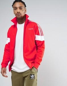 Красная спортивная куртка adidas Originals CLR84 BK5913 - Красный