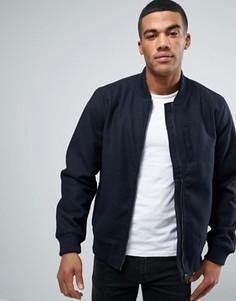 Куртка с добавлением шерсти D-Struct - Темно-синий