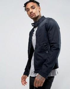 Узкая куртка G-Star Deline 3D - Темно-синий