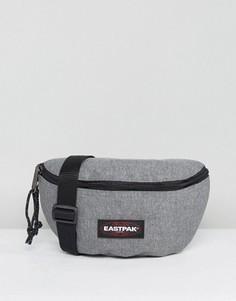 Серая сумка-кошелек на пояс Eastpak Springer - Серый