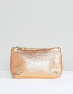 Золотисто-розовая косметичка Mi-Pac - Золотой