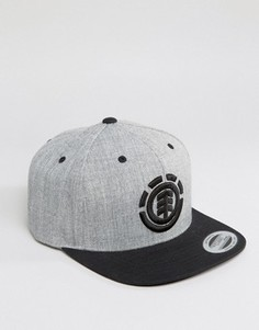 Бейсболка Element Knutsen - Серый