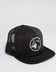 Бейсболка Element Emblem - Черный