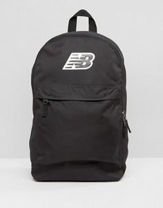 Черный классический рюкзак New Balance Pelham - Черный