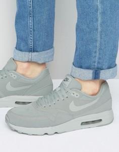 Серые кроссовки Nike Air Max 1 Ultra 2.0 875679-001 - Серый