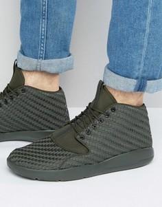 Кроссовки в стиле ботинок чукка Nike Air Jordan 881453-300 - Зеленый