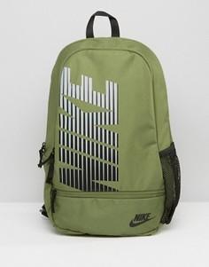 Зеленый рюкзак Nike Classic North BA4863-387 - Зеленый