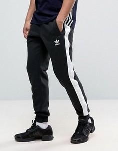 Черные джоггеры adidas Orignals Berlin EQT BK7250 - Черный