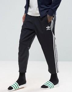 Черные джоггеры adidas Originals AC 7/8 BK0017 - Черный