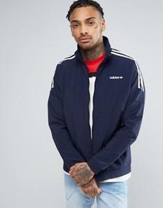 Темно-синяя спортивная куртка adidas Originals BK5922 - Темно-синий