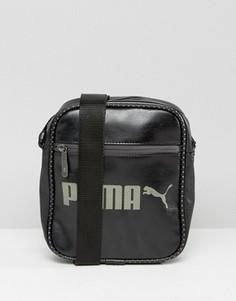 Черная сумка для авиапутешествий Puma 7453601 - Черный