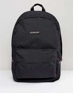 Черный рюкзак Tommy Hilfiger - Черный