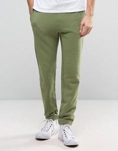 Зеленые джоггеры Converse Essentials Luxe 10000657-A07 - Зеленый