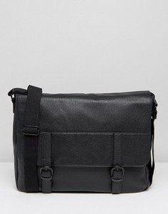 Черная сумка сэтчел New Look - Черный