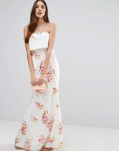 Платье макси Jarlo Blaze - Мульти
