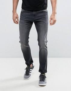 Черные выбеленные джинсы скинни Produkt - Черный
