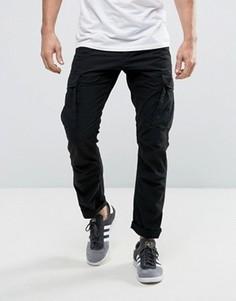 Узкие брюки карго Produkt - Черный