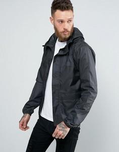 Черная куртка с капюшоном The North Face 1985 Mountain - Черный