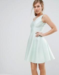 Платье мини Coast Jennifer - Зеленый