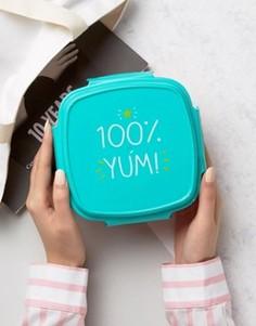 Контейнер для завтрака Happy Jackson 100% Yum - Мульти