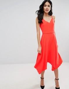Свободное платье Ted Baker Simbah - Оранжевый