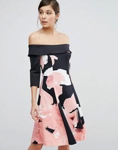 Платье Coast Monroe Lou - Мульти