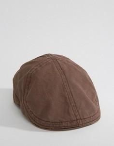 Плоская кепка Goorin Ari - Коричневый