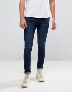 Супероблегающие джинсы Waven - Синий