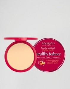 Пудра Bourjois Healthy Balance - Кремовый
