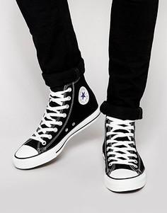 Высокие кеды Converse All Star - Черный