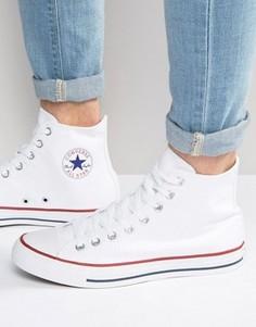 Высокие кеды Converse All Star - Белый