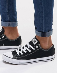 Кеды Converse All Star Ox - Черный