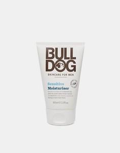 Увлажняющий крем для чувствительной кожи Bulldog 100 мл - Белый