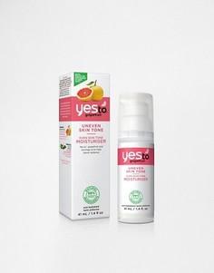 Увлажняющий дневной крем Yes To Grapefruit - 41 мл - Бесцветный