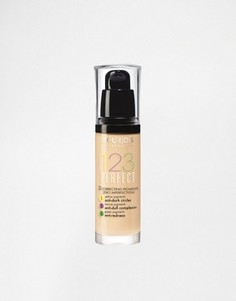 Тональная основа Bourjois 123 Perfect - Бежевый