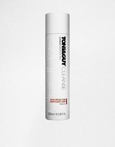 Шампунь для поврежденных волос Toni & Guy - 250 мл - Бесцветный